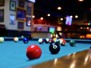 Expert pool table setup in Covington content img2