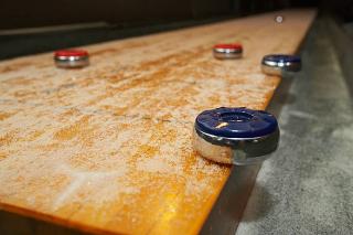 SOLO® Shuffleboard Movers Covington, Georgia.